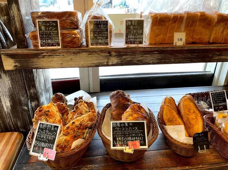 ハード系パン